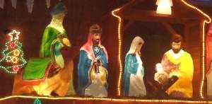 Family Christmas traditions Christmas Lights