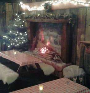 Family Christmas traditions cosy at christmas