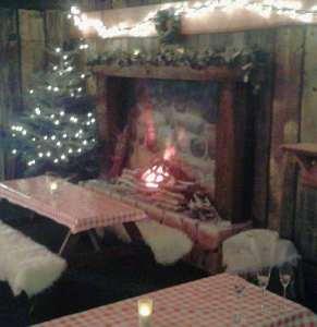 Family Christmas traditions cosy at christmas