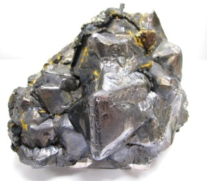 how to be happy at work with tetrahedral galena Fossil and Crystal Shop