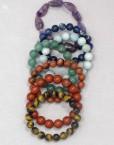chakra bracelet set beads