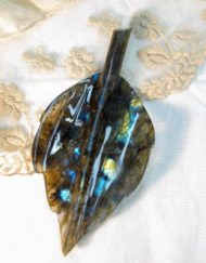 Labradorite: Hobbit fan? Take a leaf out of Kili's book!