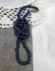 blue aventurin necklace