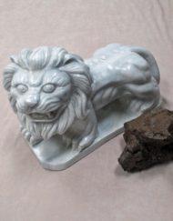 marble lion 1