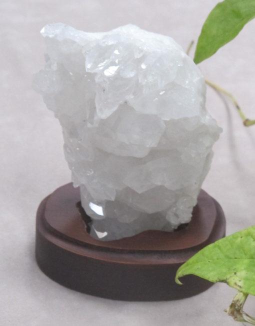 Quartz Crystal on Stand