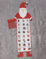 Gemstone Animals Advent Calendar
