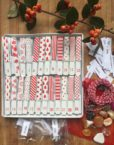 Advent Calendar with Pegs Kit