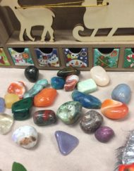 Advent gemstones