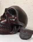 Ancestralite skull,with,ancestralite