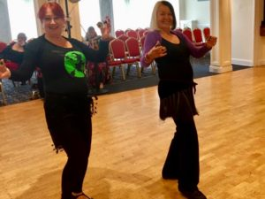 Ghawazee Dance: Invaders of the Heart A playful dance form!