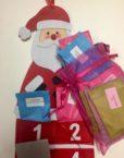 Gemstone Advent calendar plastic free